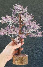 Amethyst Tree Large 045