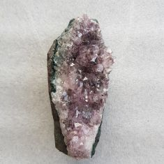 Amethyst Cluster Cut Base 03