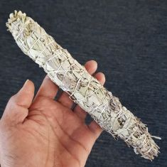 White Sage Smudge Stick Large Wholesale Crystals Sydney