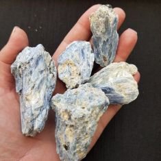 Rough - Kyanite Blue 5-7cm - 250gms