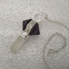 DT Point Pendulum - Amethyst