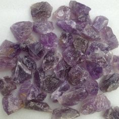 Rough Brazilian Amethyst Quality A