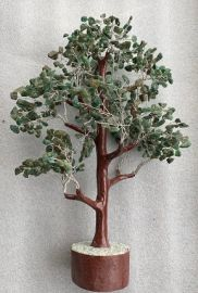 Green Aventurine Tree Large 045