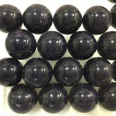 Goldstone Blue - Ball - 2CM