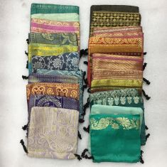 Silk Pouch Large - 25 piece pack