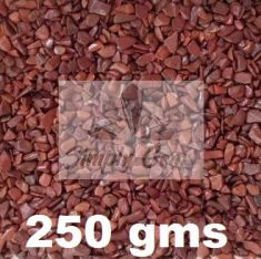 Red Jasper Chips - 250gm Pack