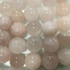 Rose Quartz - Ball - 2CM