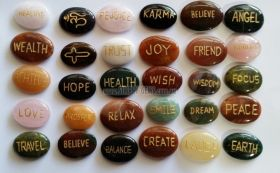 Word Stones 30pc / Set