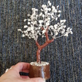 Rainbow Moonstone Tree - Medium 014