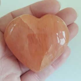 Red Aventurine Heart 5cm