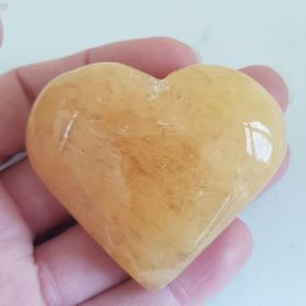 Yellow Aventurine Heart 5cm