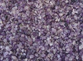 Amethyst Chips 250gm Pack