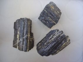 Rough - Black Tourmaline Large