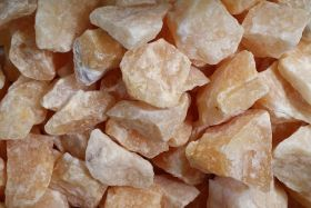 Rough - Calcite Orange 1Kg