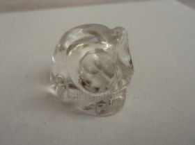 Clear Quartz Skull - Small