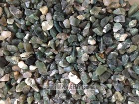 Moss Agate Chips 1 Kg Pack