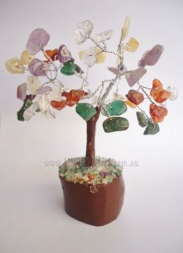 Mix Cystals Tree - Mini