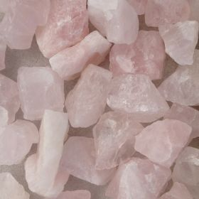 Chunks Rose Quartz