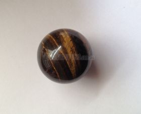 Tiger's Eye Sphere 45mm